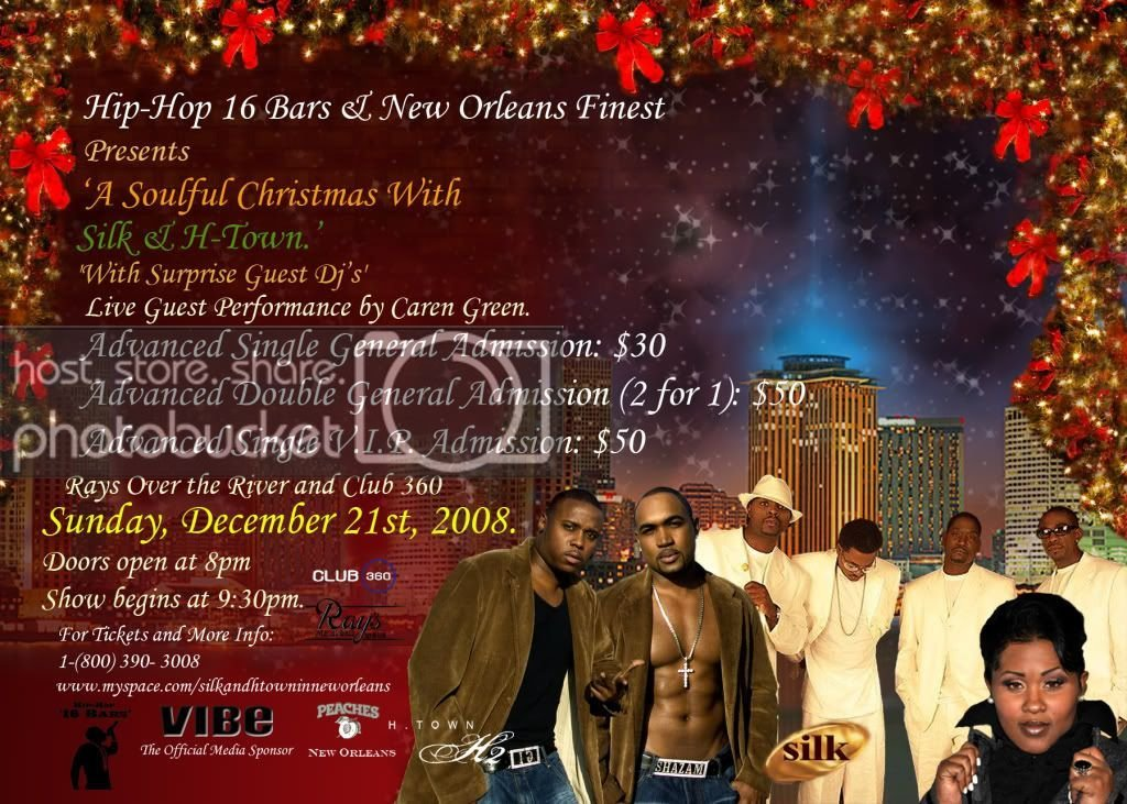Best Silk And Htown Live In New Orleans Blackplanet Com With Pictures