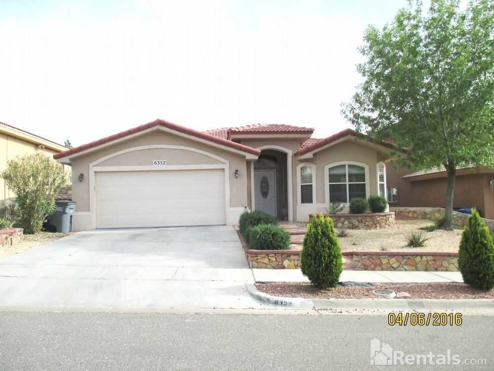 Best El Paso Houses For Rent In El Paso Texas Rental Homes With Pictures