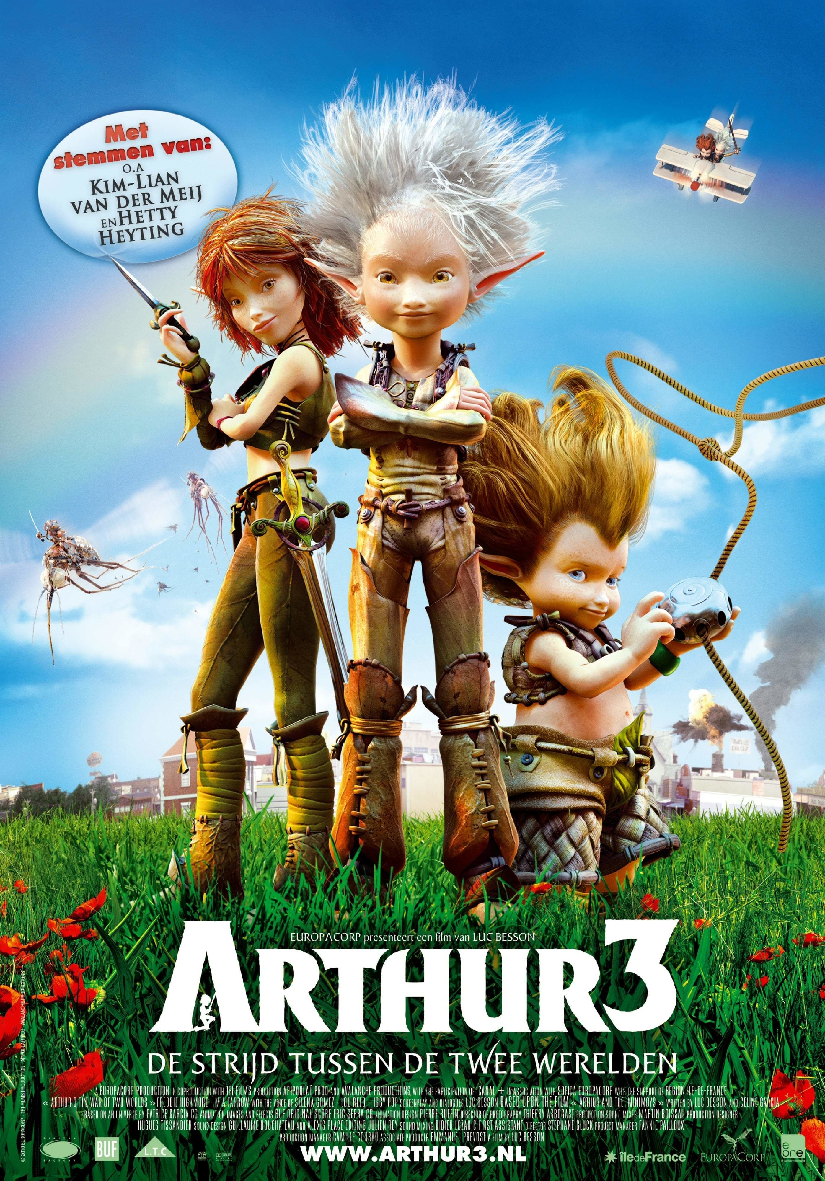 Best Arthur 3 The War Of The Two Worlds 2010 • Movies Film Cine Com With Pictures