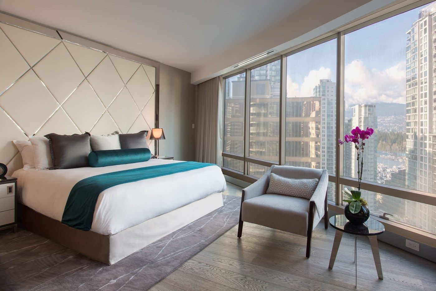 Best Vancouver S Trump Tower Now Open For Reservations Daily Hive Vancouver With Pictures
