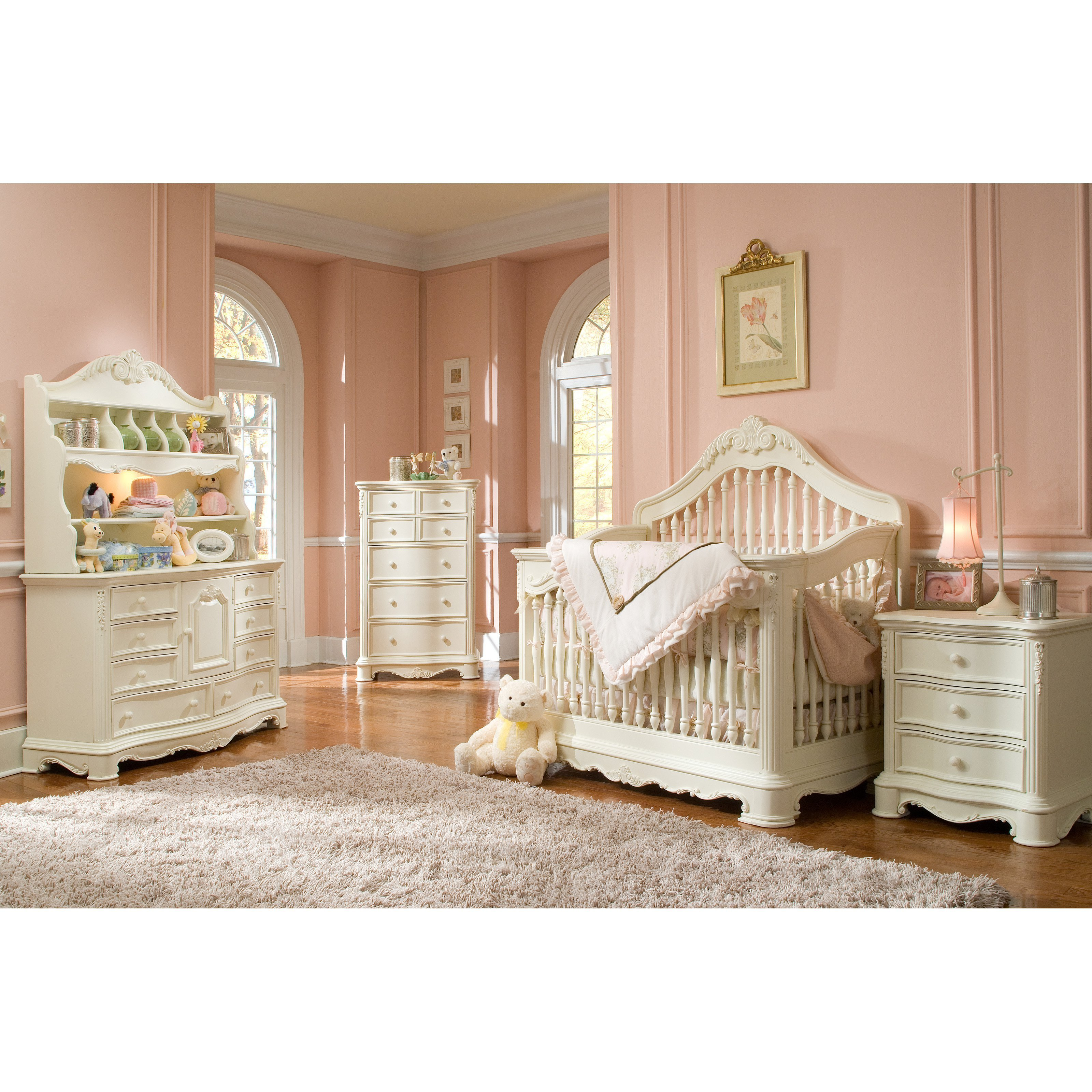 Best Creations Baby Venezia Crib Collection At Hayneedle With Pictures