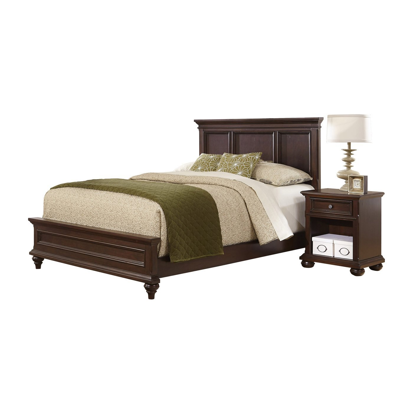 Best Home Styles 5528 Colonial Classic Bedroom Set Atg Stores With Pictures