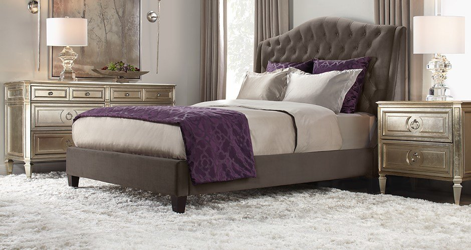 Best Beds Bed Frames Stylish Bedroom Furniture Z Gallerie With Pictures