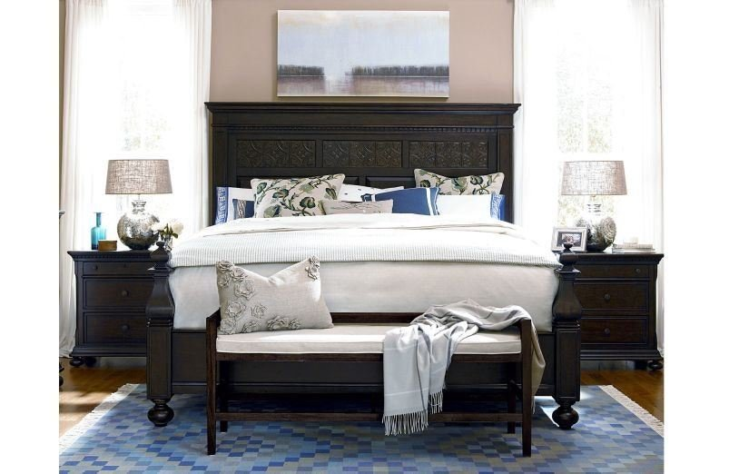 Best Paula Deen By Universal Bedroom Complete 5 Bed With With Pictures