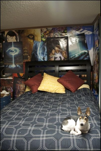 Best Geeky Bedrooms That Are Too Cool To Resist 34 Pics With Pictures