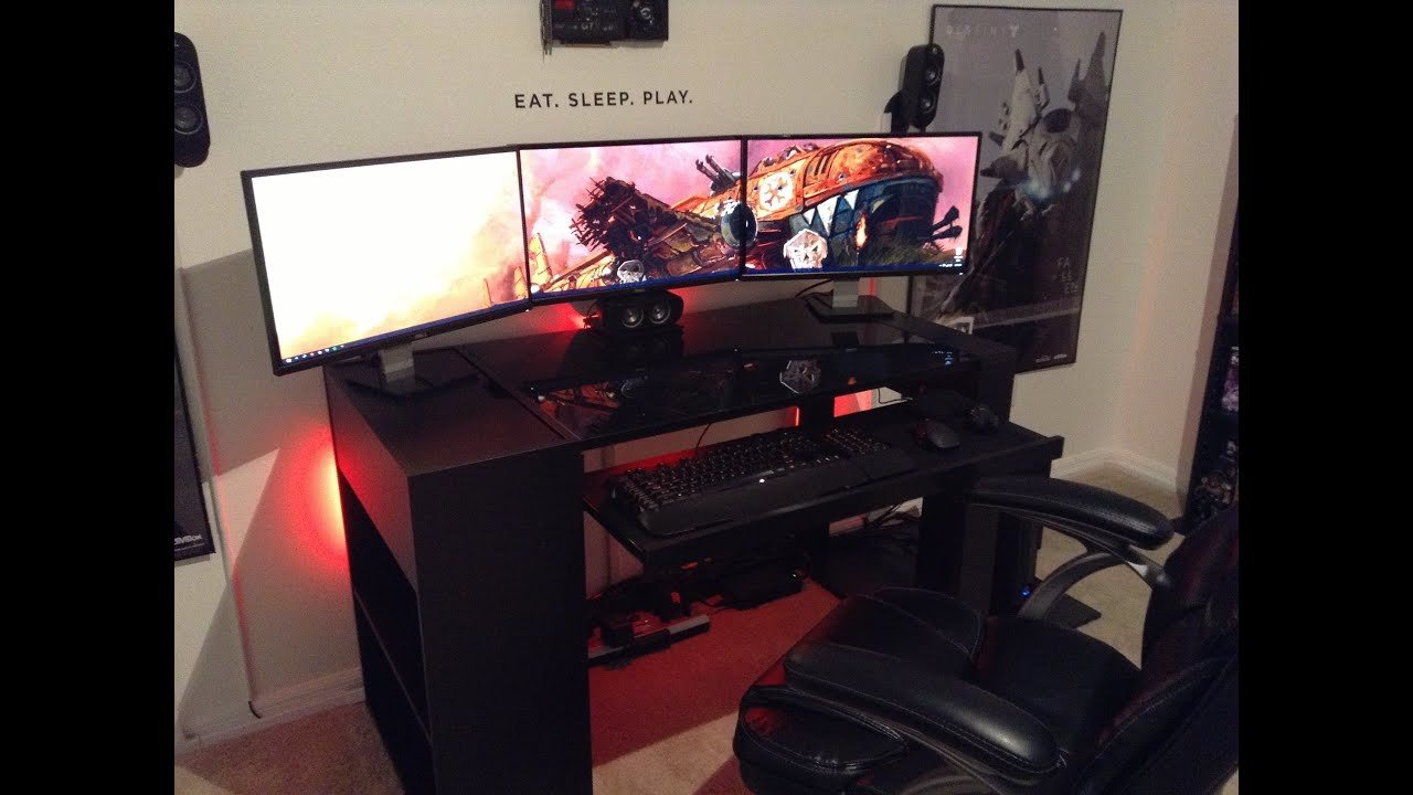 Best Update Awesome 2013 Pc Gaming Setup Converting The With Pictures