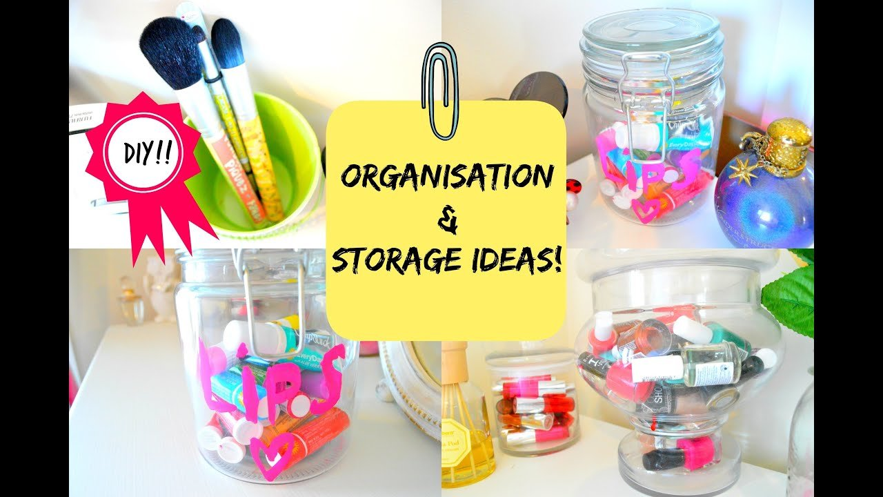 Best Room Decor Organization And Storage Ideas With Jars Diy Youtube With Pictures