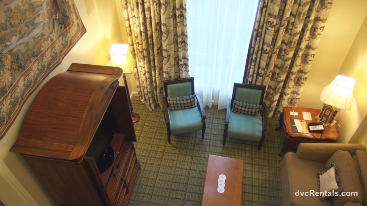 Best Saratoga Springs Resort Spa Room Tours Grand Villa Walt Disney World Florida Youtube With Pictures