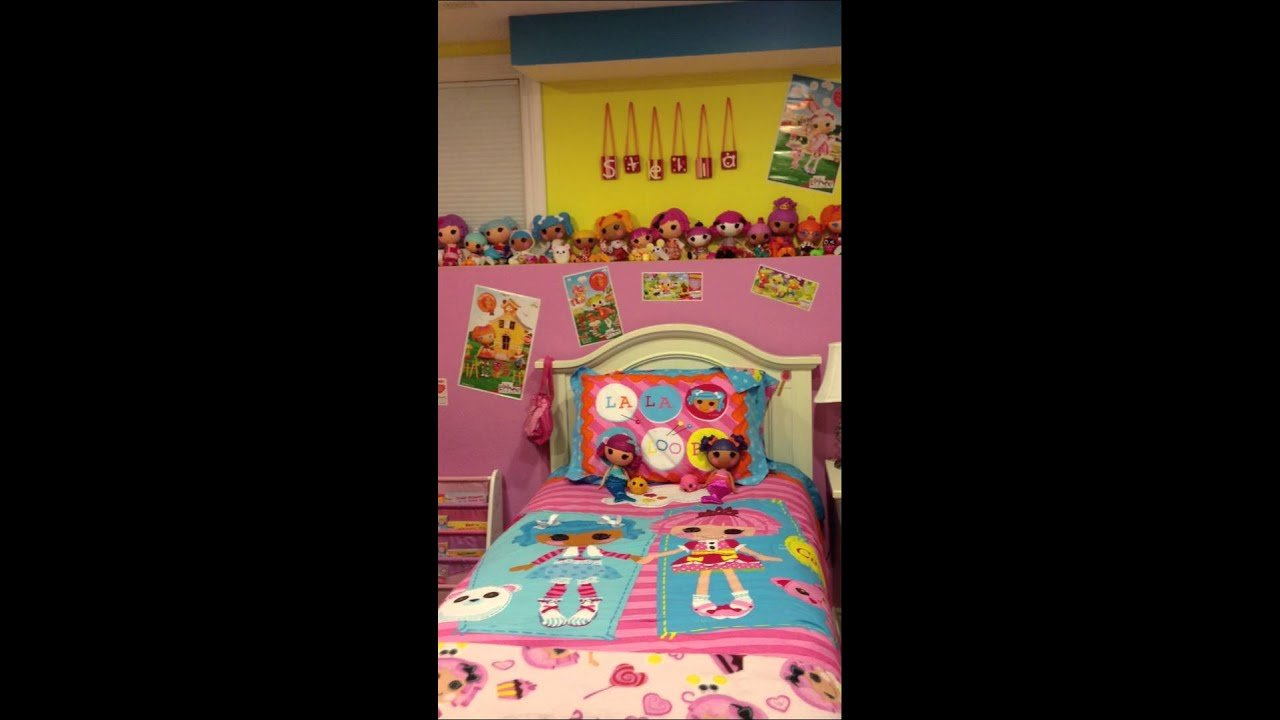 Best Lalaloopsy Bedroom Youtube With Pictures