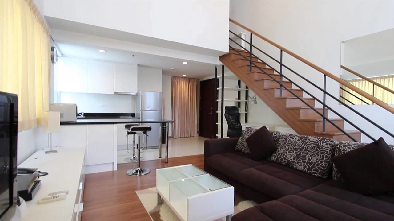 Best 1 Bedroom Duplex Condo For Rent At The Rajdamri S1 060 With Pictures