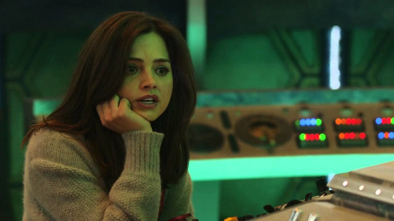 Best Doctor Who Clara And The Tardis Full Hd Youtube With Pictures