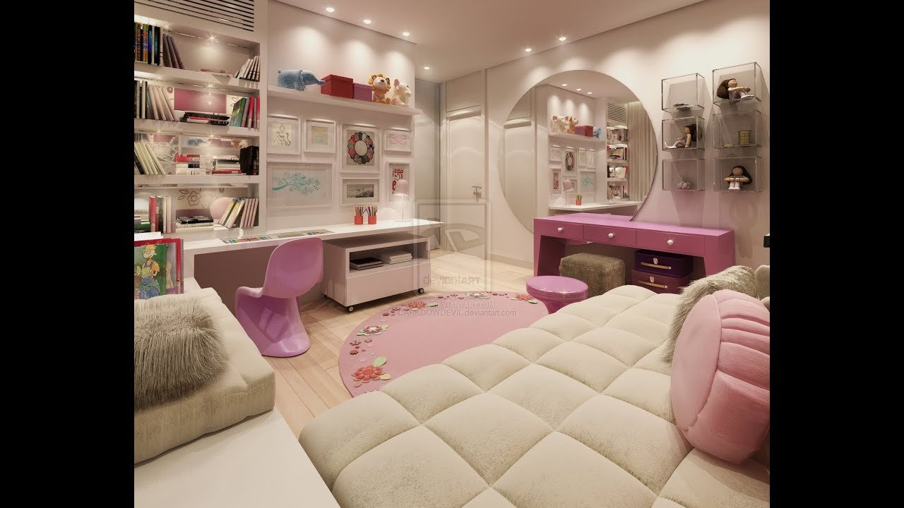 Best 45 Most Popular Beautiful Teenage Girls Rooms Design Ideas With Pictures