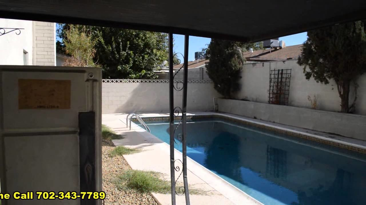 Best 4 Bedroom House With In Ground Pool For Rent In Las Vegas With Pictures