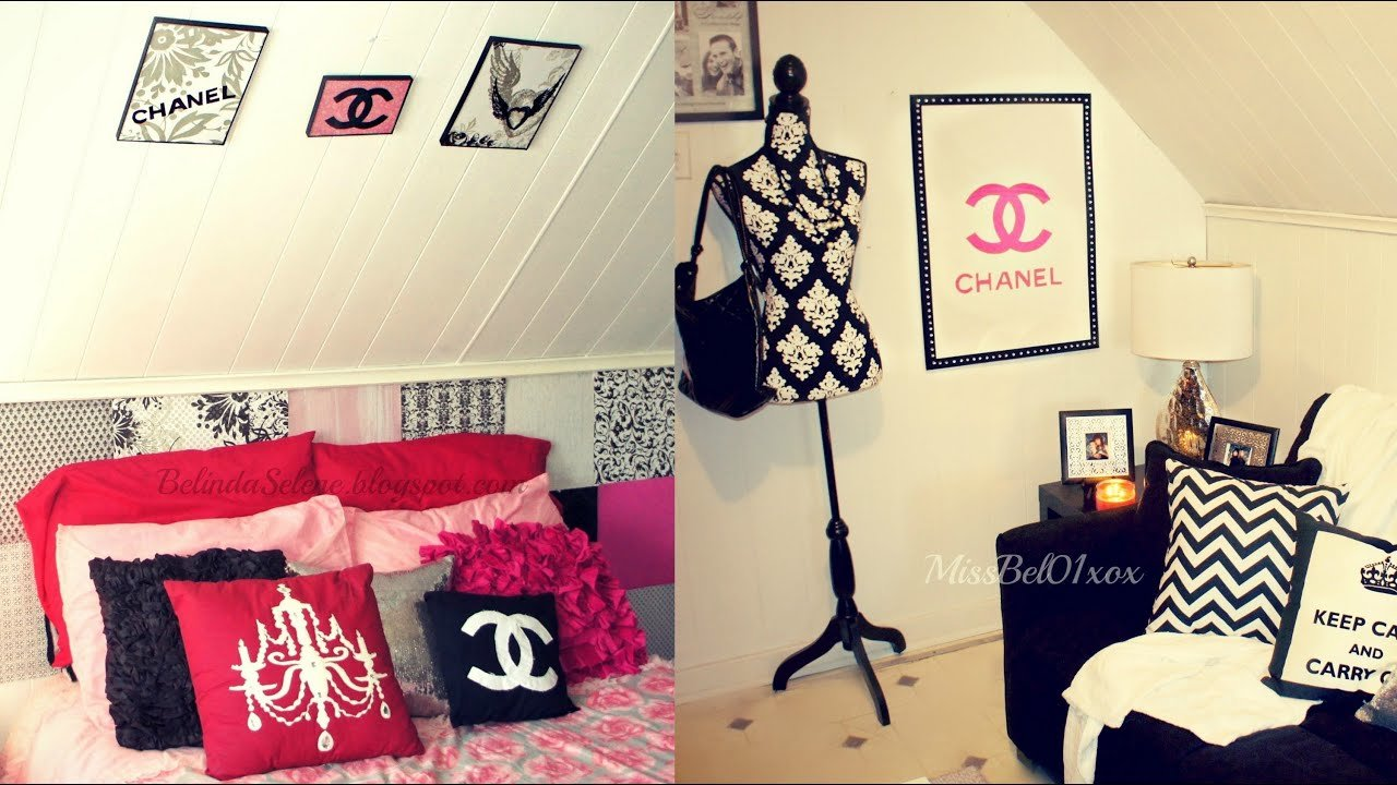 Best Diy Room Decor Wall Art Missbel01Xox Youtube With Pictures