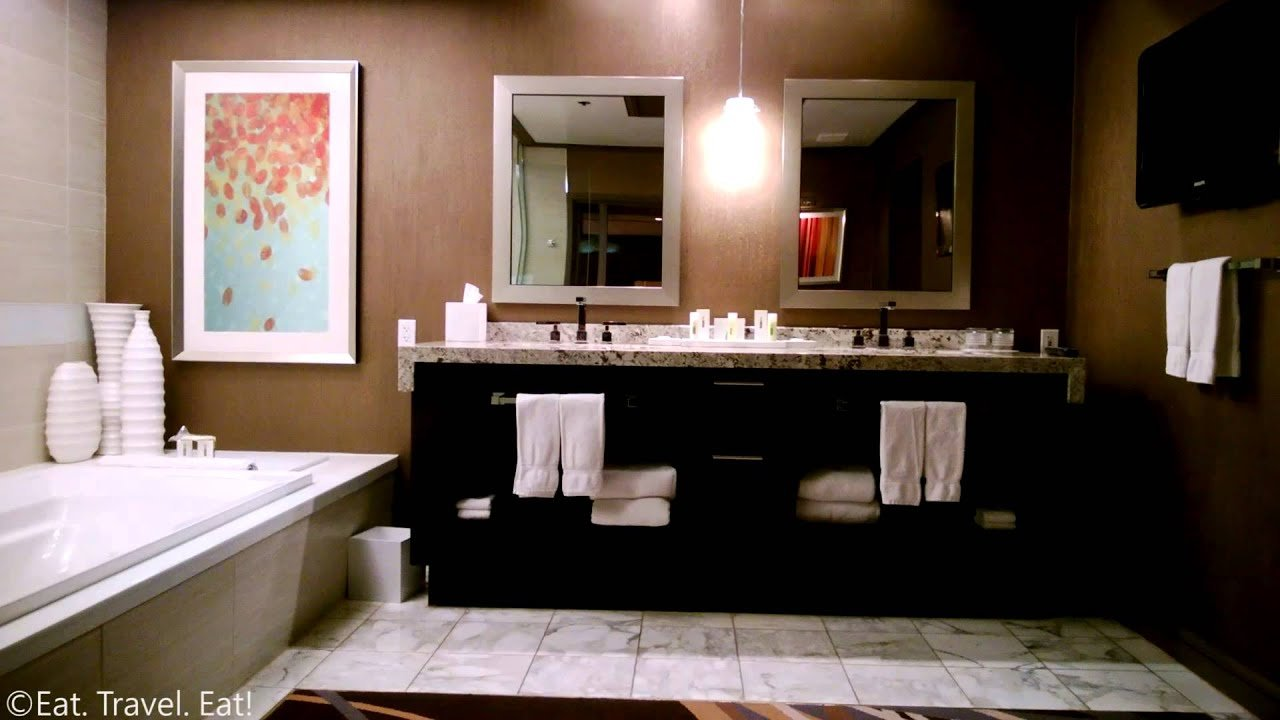 Best Video Tour Two Bedroom P*Nth**S* Suite The Mirage Hotel With Pictures