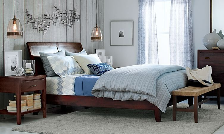 Best Bedroom Furniture Crate And Barrel With Pictures