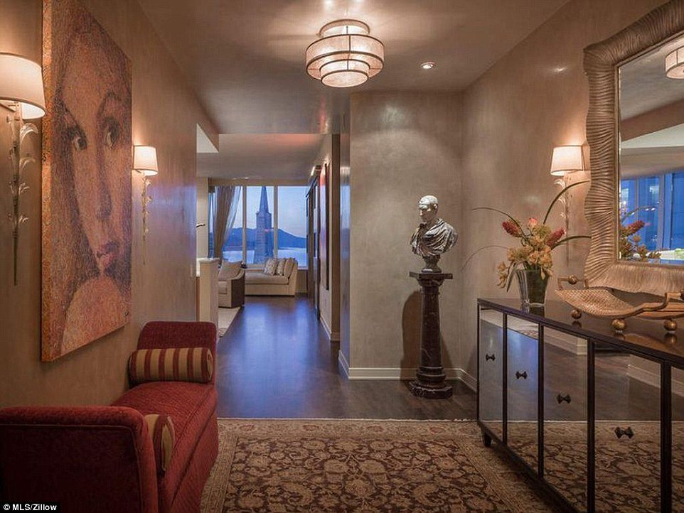 Best Condo In Leaning Tower Of San Francisco Listed For 5 6M With Pictures