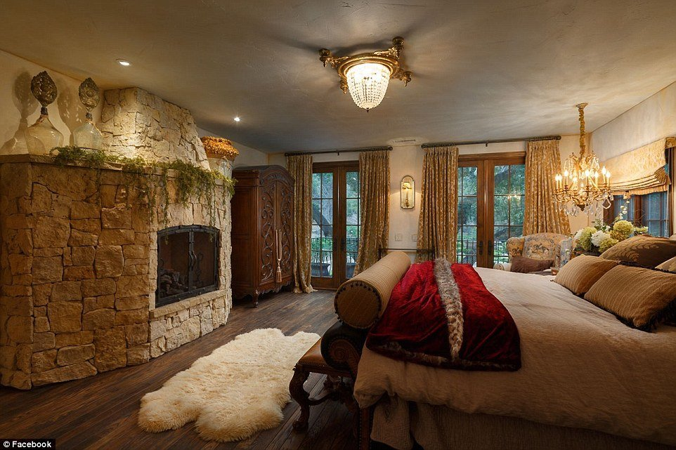 Best Megadeth S Dave Mustaine Lists His California Mega Estate With Pictures