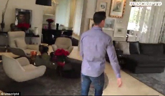 Best Cristiano Ronaldo The Host Real Madrid Star Gives With Pictures