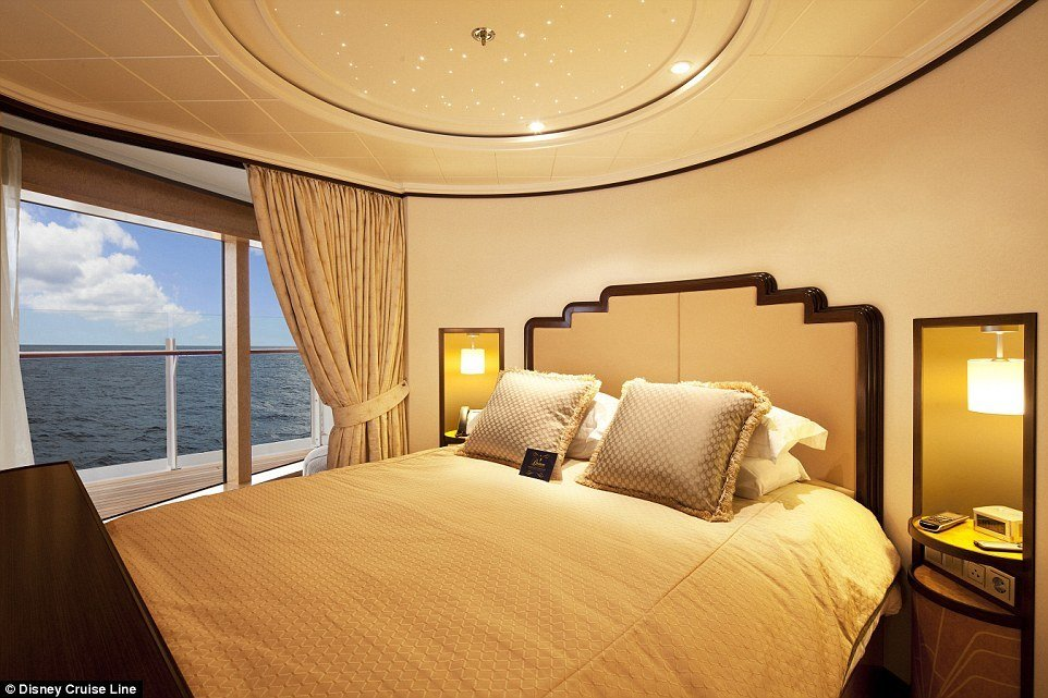 Best Cunard Line And Crystal Cruises Luxury Suites Revealed In With Pictures