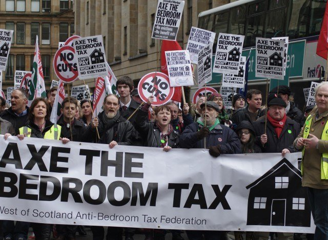 Best Bedroom Tax Evictions Begin With Vulnerable Residents With Pictures