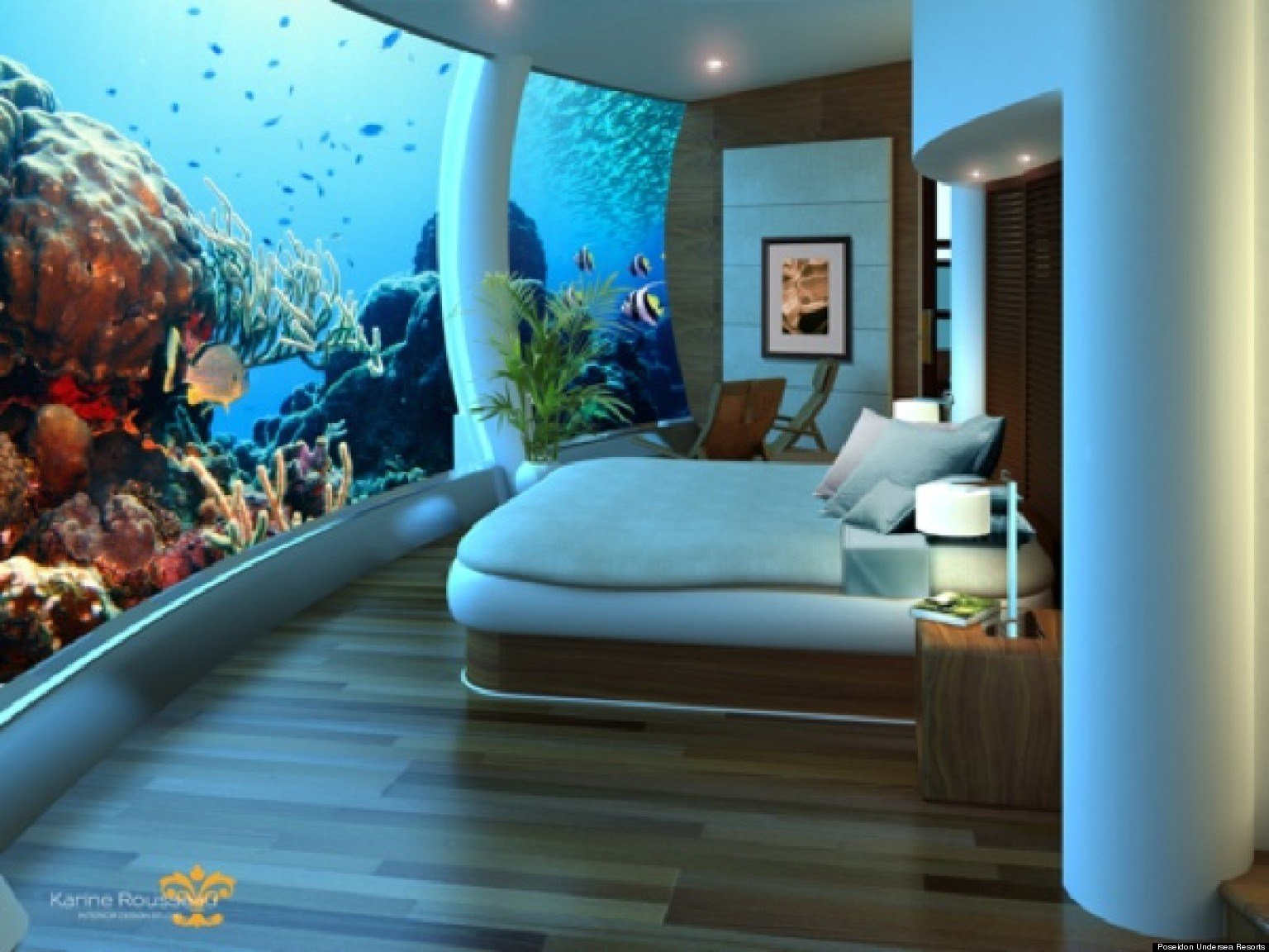 Best Underwater Hotels Five Things You Need To Know Photos With Pictures