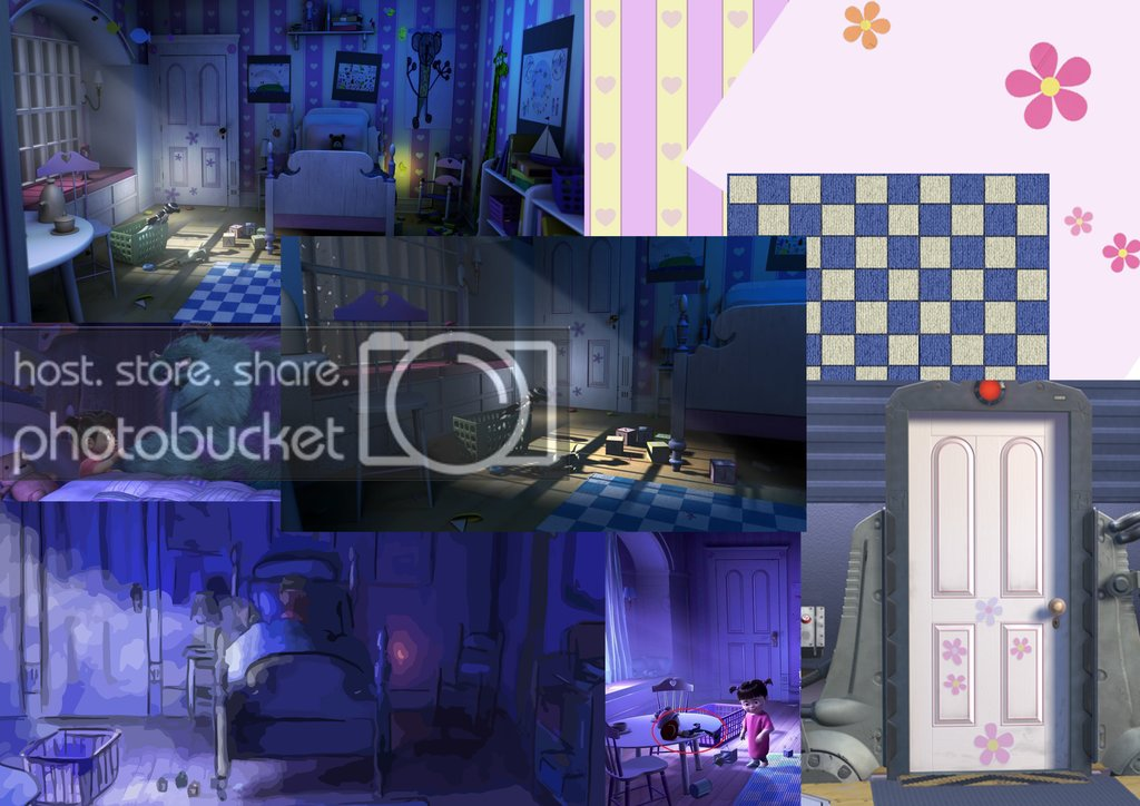 Best Monsters Inc Boos S Room The Gnomon Workshop Forums With Pictures