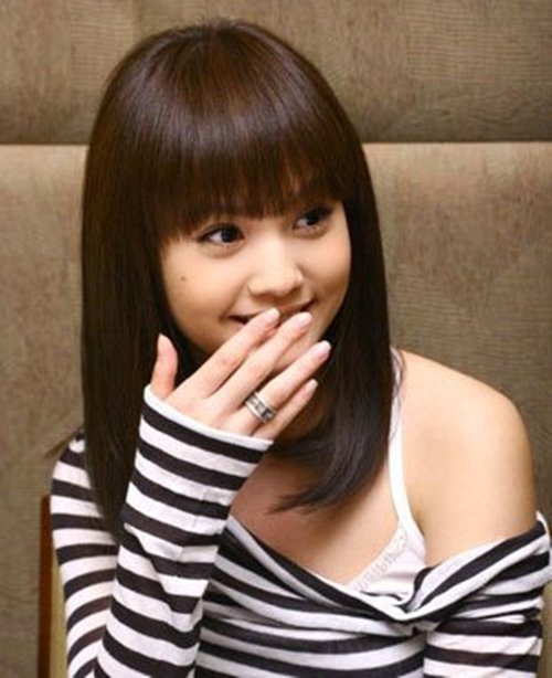 Free How Many Haitstyles Does Singer Rainie Yang Has Wallpaper