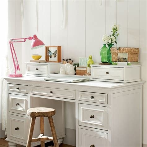 Best Bedroom Great Home Furniture Design Of White Desk For With Pictures
