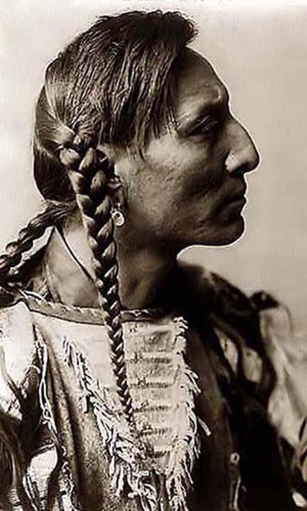 Free Try Braided Hairstyles Influenced By Native American Wallpaper
