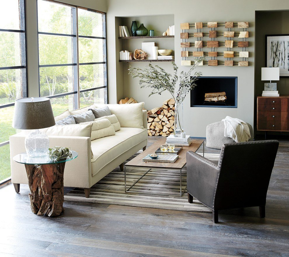 Best Awe Inspiring Crate And Barrel Coffee Table Decorating Ideas With Pictures