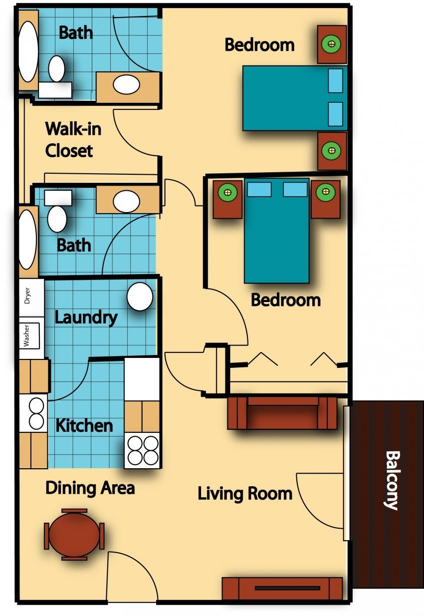 Best Average Water Bill For One Bedroom Apartment With ...