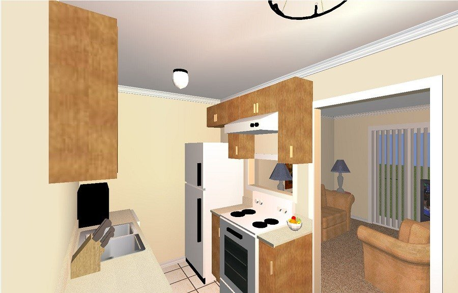 Best Decorating Ideas For Small One Bedroom Apartments With Pictures