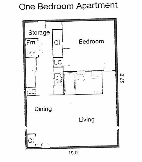 Best Small 1 Bedroom House Floor Plans With Pictures
