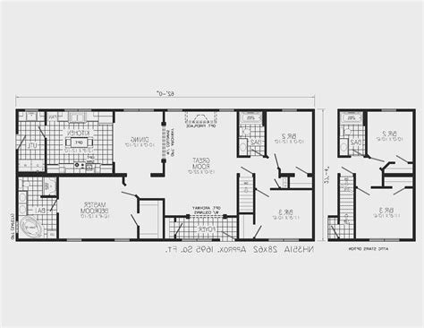 Best Top 28 4 Bedroom Ranch Style House Plans House Plan With Pictures