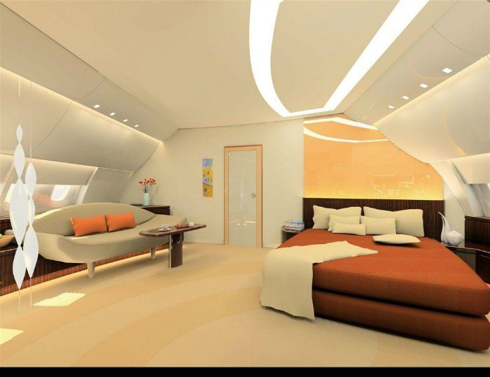 Best 5 Most Luxurious Private Jets In The World With Pictures