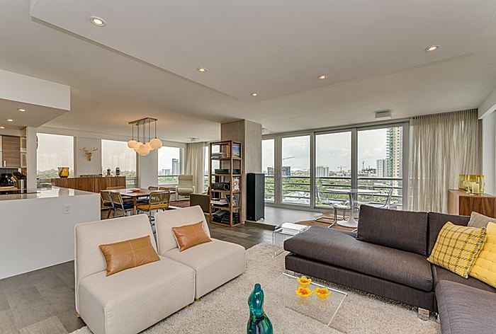 Best 3 Bedroom Brickell Condo For Sale At The Palace Condo With Pictures