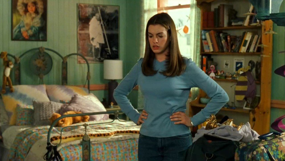 Best 9 Brilliantly Nostalgic Teenage Bedrooms From Classic Movies With Pictures