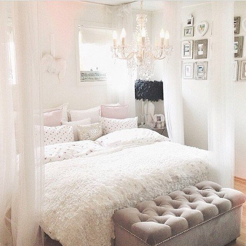 Best Love Cute White Style Room Bedroom Design Home Inspiration With Pictures