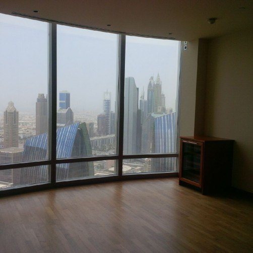 Best Super Luxury 1 Bedroom Apartment In Burj Khalifa For Rent With Pictures