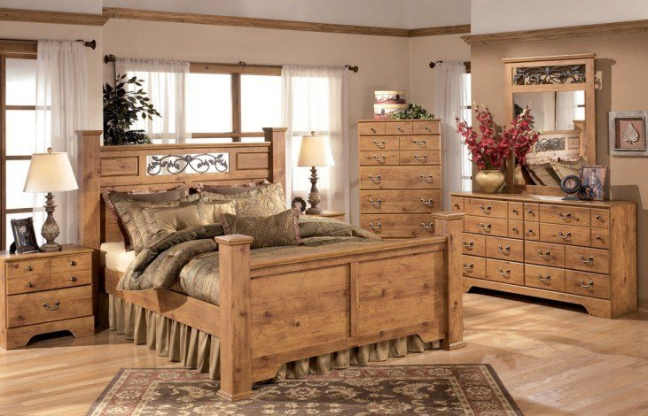 Best Bittersweet Poster Bedroom Set From Ashley B219 77 With Pictures
