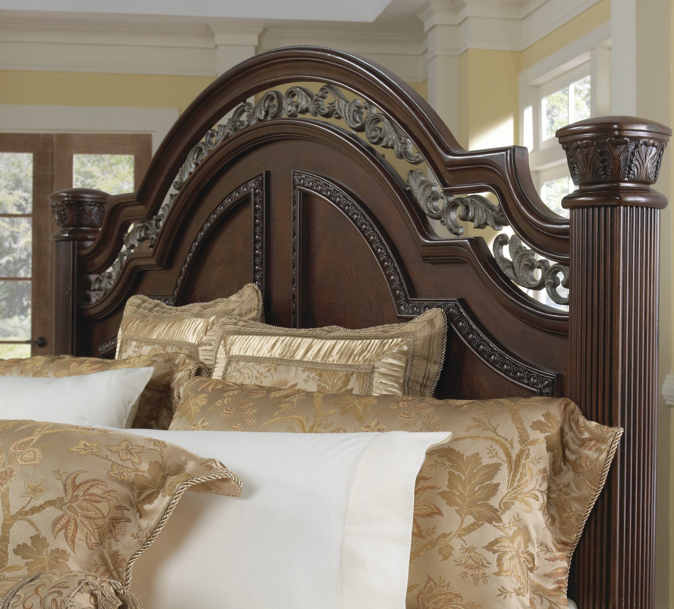 Best San Marino Bedroom Set From Samuel Lawrence 3530 250 251 With Pictures