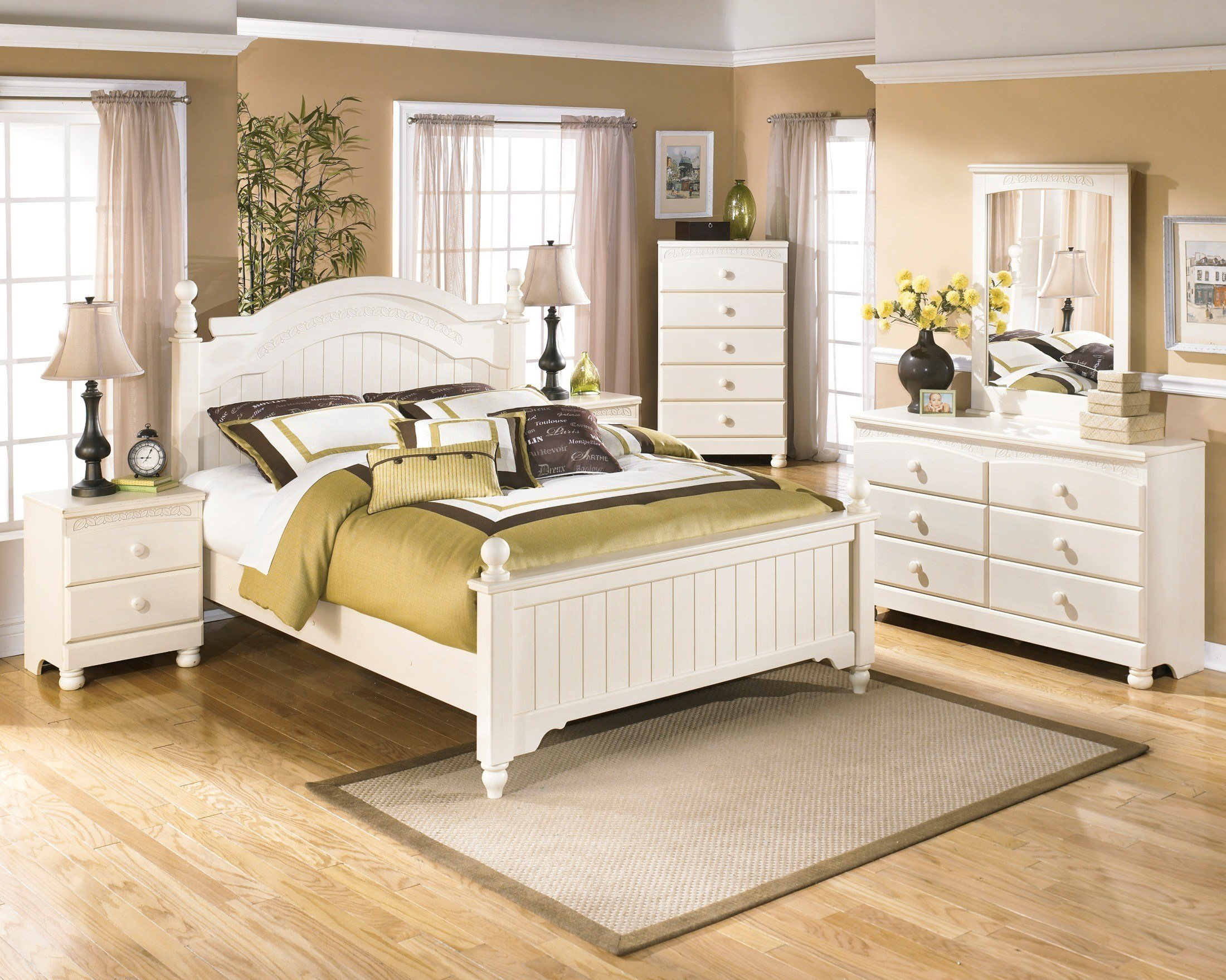 Best Cottage Retreat Youth Poster Bedroom Set From Ashley B213 With Pictures
