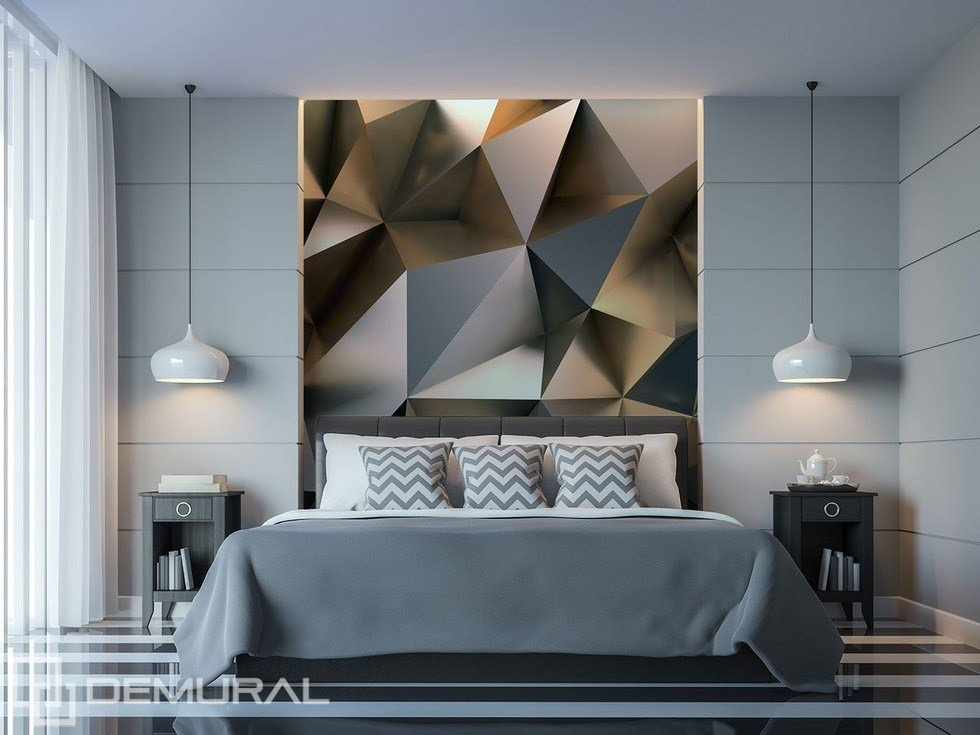 Best The Geometric Mish Mash Of *Cst*Sy Bedroom Wallpaper With Pictures