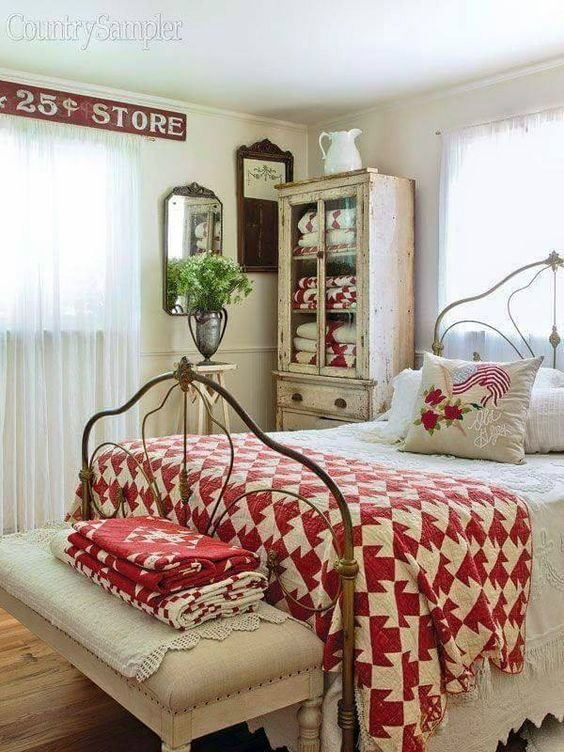 Best 10 Steps To Create A Cottage Style Bedroom Decoholic With Pictures