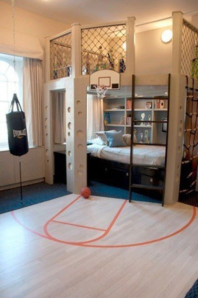 Best 7 Cool Decorating Ideas For A Boy S Bedroom The With Pictures
