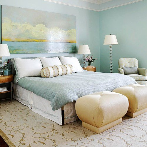 Best Bedroom Decorating Ideas What To Hang Over The Bed With Pictures