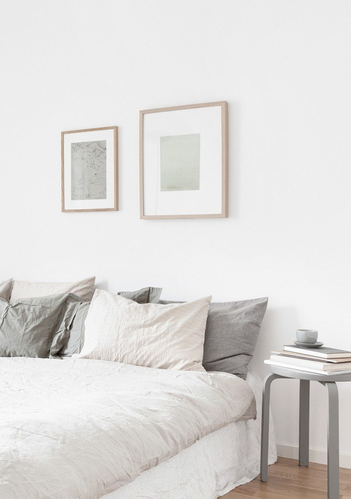 Best Decordots Calm And Simple Bedroom In Soft Neutral Hues With Pictures