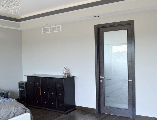 Best Frosted Glass Bedroom Door For Style Improve The Look Of With Pictures