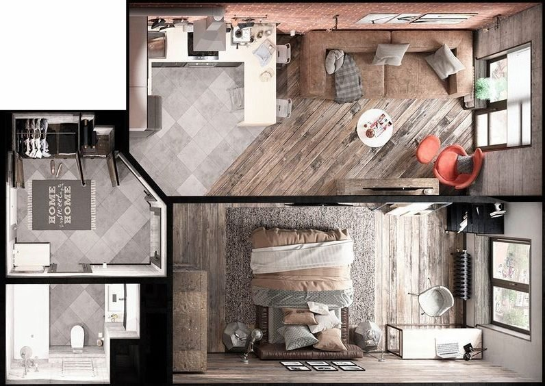 Best Standard Sizes Of Rooms In An Indian House Happho With Pictures